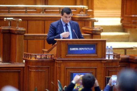 Tomac la dezbaterea privind Legea offshore: Marea Neagră nu trebuie confundată cu Lacul Belina