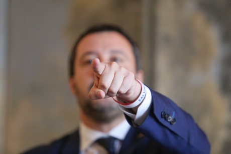 Racheta descoperită la Genova era pregătită pentru uciderea lui Matteo Salvini: Cine a pregătit atentatul