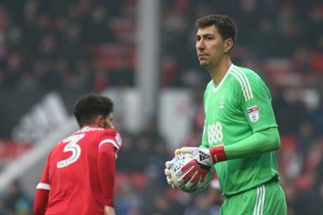 Antrenorul de la Nottingham Forest îi ia apărarea lui Costel Pantelimon, după ce fanii și-au exprimat nemulţumirea faţă de evoluţiile portarului