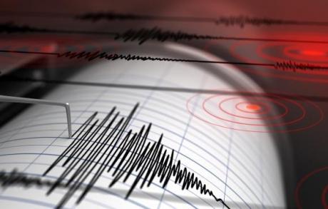 Cutremur cu magnitudinea de 3,4 grade în zona Vrancea