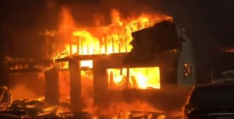 Un nou val de căldură ameninţă să agraveze incendiile din California