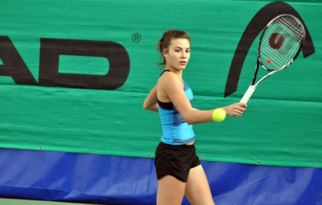 Romania's Ruse advances to quarter finals of ITF tournament in Osprey