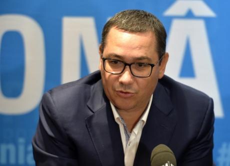 Victor Ponta: ''Toader a fost tot timpul prezentat ca un profesor universitar. Peste noapte, mă aștept să aflu că e mason, securist''