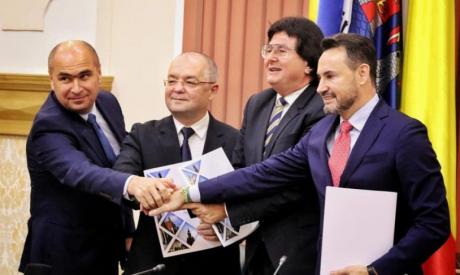 Este OFICIAL Din 2019, Alianța Vestului, care a PUS pe JAR PSD, se ÎMBOGĂȚEȘTE cu o nouă primărie