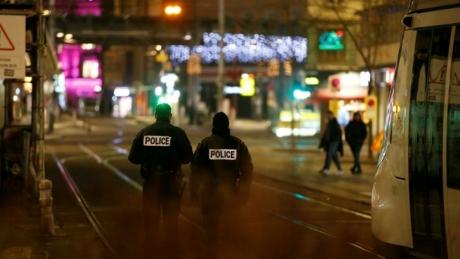 Adunarea Naţională a Franţei şi-a exprimat solidaritatea cu victimele atacului armat din centrul oraşului Strasbourg
