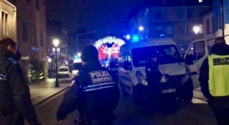 Veşti tragice din Franţa: Numărul morţilor în atacul de la Strasbourg a crescut. Operaţiune de amploare în desfăşurare
