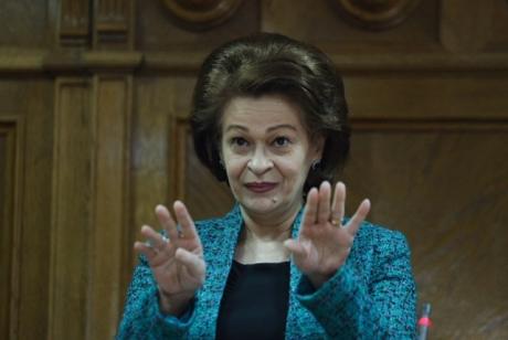 Cristina Tarcea, REACȚIE FULGER la decizia CCR pe amnistie și grațiere: 'Amnistia poate fi interzisă prin lege în anumite circumstanţe'