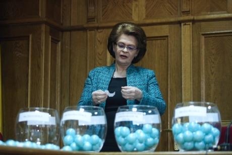 SCANDAL la audierea pentru șefia ÎCCJ: Cristina Tarcea o ACUZĂ pe Corina Corbu că a ÎNCĂLCAT legea