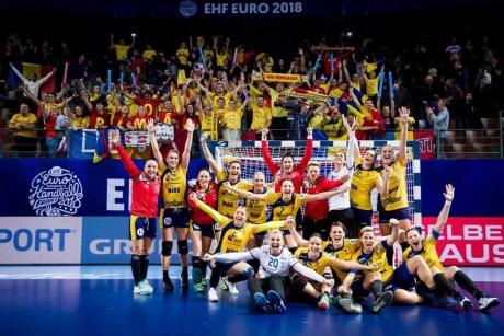 România a fost repartizată în prima urnă valorică la tragerea la sorţi a grupelor CM2019 de handbal feminin