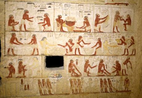 O nouă descoperire senzațională în Egipt. Arheologii au descoperit un mormânt vechi de 4.400 de ani cu artefacte de mare valoare într-o stare excepțională
