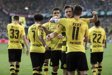 Borusia Dortmund continuă seria victoriilor cu un 2-1 în fața lui Werder Bremen: BVB rămâne neînvinsă în actuala ediție de campionat