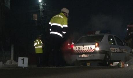 Tragedie pe DN 14: Două minore care traversau neregulamentar strada au fost spulberate de o mașină