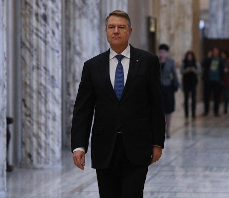Klaus Iohannis, despre o candidatură a lui Liviu Dragnea la prezidențiale: 'Atât ne mai lipsește, ca un infractor condamnat să fie candidat'