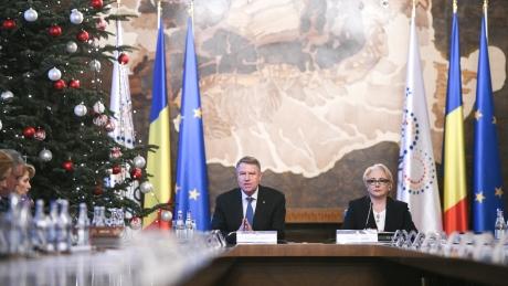 Viorica Dăncilă îl IGNORĂ pe Klaus Iohannis, după atacul EXPLOZIV al președintelui la adresa Guvernului