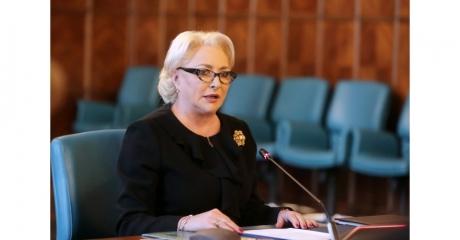 Dăncilă, despre mutarea ambasadei: Nu ne poziționăm anti-UE dar România trebuie să aibă demnitate