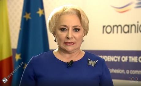 Premierul României, Viorica Dăncilă, participă la sesiunea plenară a Comitetului Economic și Social European de la Bruxelles