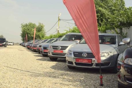 Numărul maşinilor furate aduse în România în 2018 a crescut cu 70%