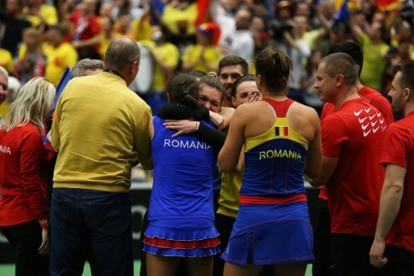 Romania, defeated by France 3-2, fails to qualify for Fed Cup final