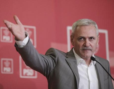 Liviu Dragnea, reacție furtunoasă la protestele anti-PSD: 'Ei și cei care îi trimit aici sunt ciuma roșie'. Atac la adresa lui Augustin Lazăr