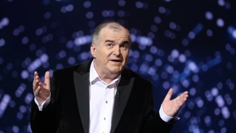 Florin Călinescu a intrat în politică: a fost ales președintele unui partid aliat cu PSD în 2012 și care l-a susținut pe Klaus Iohannis în 2014