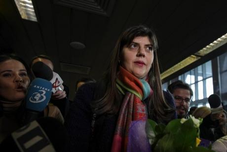 'Dragnea privește din celulă cum Kovesi devine procuror-șef european' - Le Figaro dă ca sigură numirea Codruței Kovesi în fruntea Parchetului European