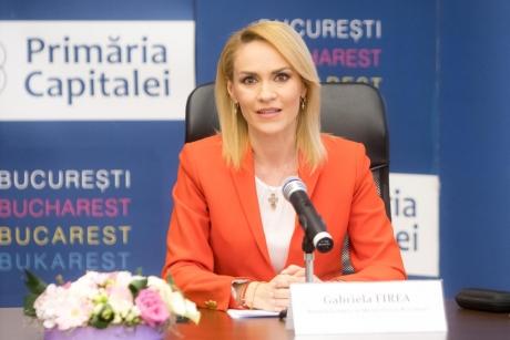 Gabriela Firea intră în campanie, cu trei zile înainte de alegeri: Apreciez că în ultima perioadă Guvernul a reconsiderat relaţia cu Primăria Capitalei (VIDEO)