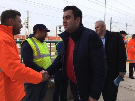 Guvernul demontează ultimul FAKE NEWS: Vizită-FULGER a unui ministru - VIDEO