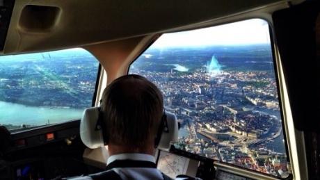 Accident aviatic în Germania: un avion a intrat într-o clădire lângă Stuttgart; 3 morți (bilanț provizoriu)