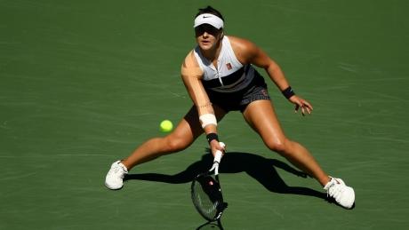 Bianca Andreescu, DE NEOPRIT - A  învins-o a doua oară într-o săptămână pe Kerber și ajunge în optimi la Miami