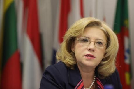 Corina Crețu SE RUPE cu totul de PSD: Cum și-a umilit fostul partid la Realitatea TV