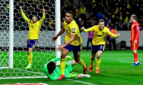 România, înfrângere DUREROASĂ în Suedia: debut ratat în prelimininariile pentru Euro 2020