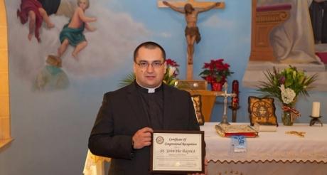 Precizările lui Chris Terheș, după ce Episcopia l-a anunțat că nu mai este preot pentru că s-a înscris în PSD: 'Am să continui să-mi slujesc semenii și țara'