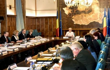 Miniștrii și-au dat acceptul: Ce a trecut în ședința de Guvern din ziua adoptării Codurilor Penale