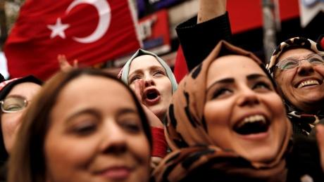 Semnal puternic din Germania, după ce partidului Erdogan a sucombat la Istanbul: NU mai este invincibil!