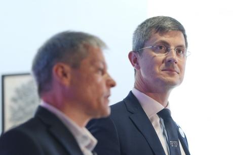 Dan Barna recunoaște CERTURILE cu Dacian Cioloș privind prezidențialele: 'Nu o să cădem în capcana în care au căzut alții în trecut'