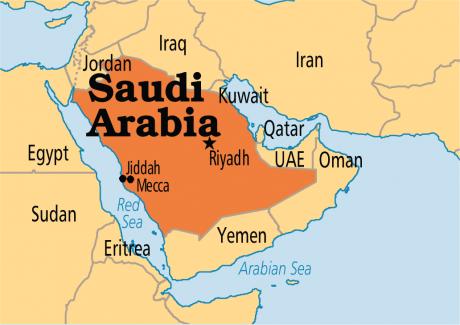 SCENE TERIBILE în Arabia Saudită: 37 de saudiţi au fost executaţi prin DECAPITARE! Unul a fost, apoi, crucificat