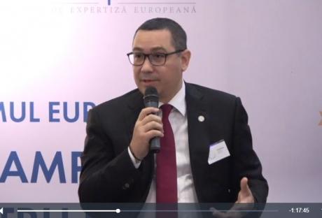 Victor Ponta după alegerea Ursulei von der Leyen: 'Pentru România rămâne prioritară obţinerea unui portofoliu de comisar european cât mai semnificativ'