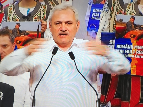 PSD's Dragnea: 'If we go with Government in Parliament for restructuring, we have majority without UDMR'