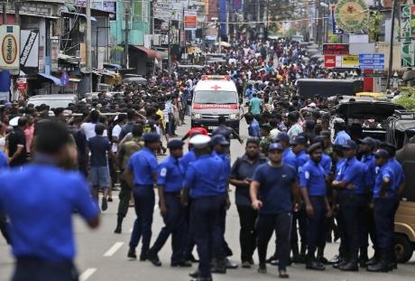 ȘOCANT! Autoritățile din Sri Lanka ȘTIAU că urmează un atac devastator: Serviciile Secrete aveau și numele atacatorilor