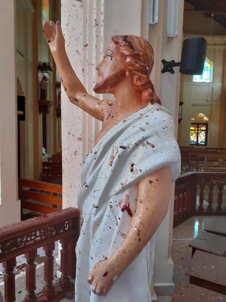 Coșmarul din Sri Lanka nu se oprește - Bilanțul atacurilor a crescut la 207 morţi și peste 400 de răniți