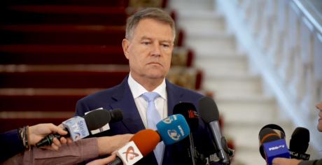 Klaus Iohannis a LUAT FOC privind candidatura lui Dragnea la prezidențiale: 'Atât le lipsește, e condamnat pentru fraude'