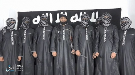 Statul Islamic a publicat înregistrările cu teroriștii din Sri Lanka, înainte de atentate: Au depus jurământ - VIDEO