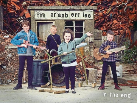 Ultimul album The Cranberries, In the End, un tribut adus cântăreţei Dolores O'Riordan