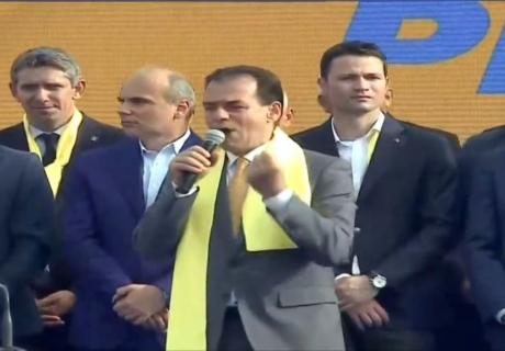 Ludovic Orban pune mâna pe toiag: Pe 26 mai, să nu mai lăsăm măgarul să mâne oile
