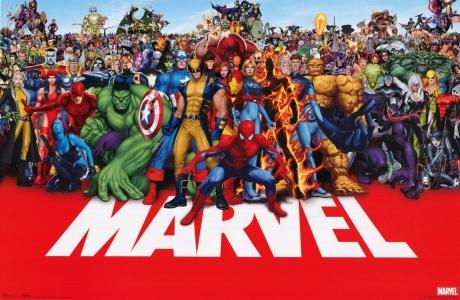 Un parc dedicat Universului Marvel va fi inaugurat, în 2020, în SUA