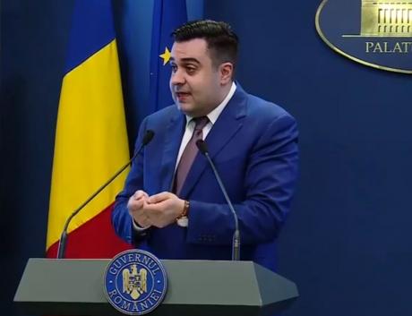 Răzvan Cuc promite că Guvernul va da OUG pentru ride-sharing: 'Am luat avizele, cei de la CES ni-l vor da săptămâna viitoare'