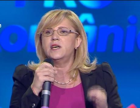 VIDEO - Corina Crețu s-a DEZLĂNȚUIT: Miniștrii PSD plecau din biroul meu și spuneau că trebuie acord de la București