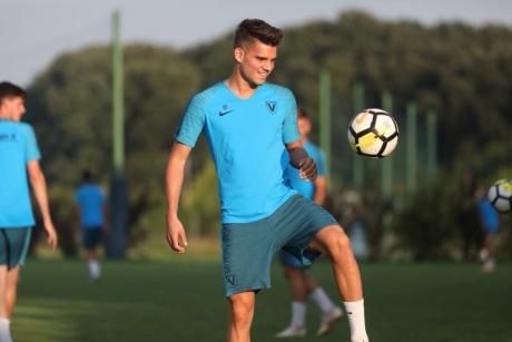 Ianis Hagi despre şansele României U21: 'Suntem unde ne-am dorit, pentru asta am luptat toată calificarea, să ajungem printre cele mai bune echipe din Europa'