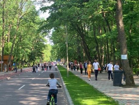 Aer curat și mediu sănătos pentru Focșani și Vrancea