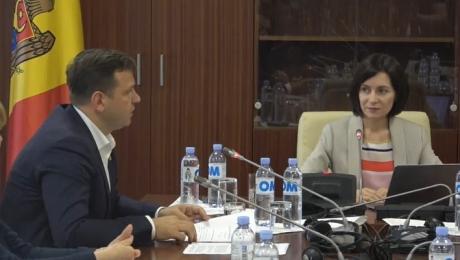 Guvernul de la Chişinău începe cu stângul: Ministrul de Interne şi-a numit naşul în fruntea Poliţiei
